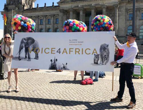 """""""VOICE4AFRICA"""" macht sich stark für Afrika-Tourismus"""