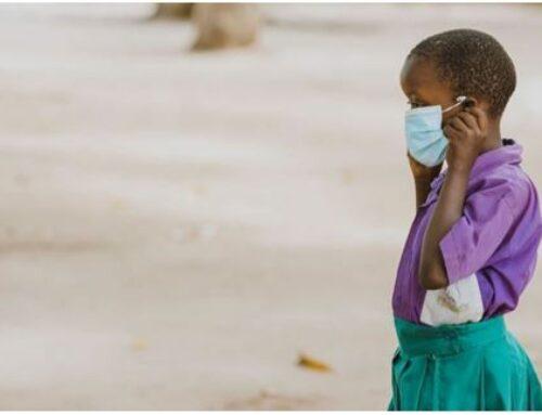 VOICE4AFRICA macht sich für AMREF-Spendenaufruf für Corona-Impfungen in Afrika stark